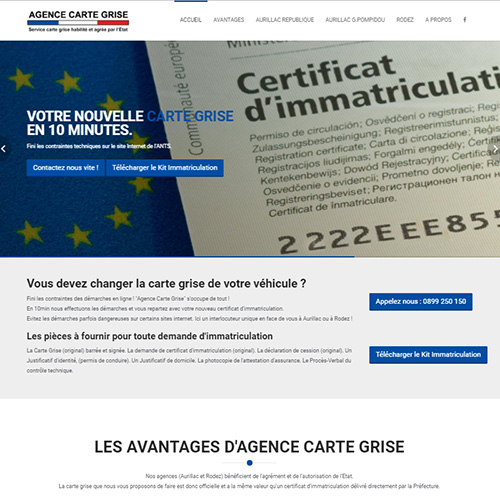 Agence Carte Grise