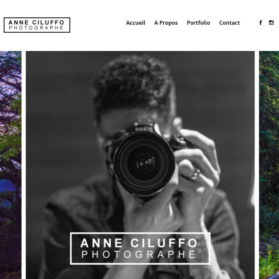 Anne Ciluffo Photographe