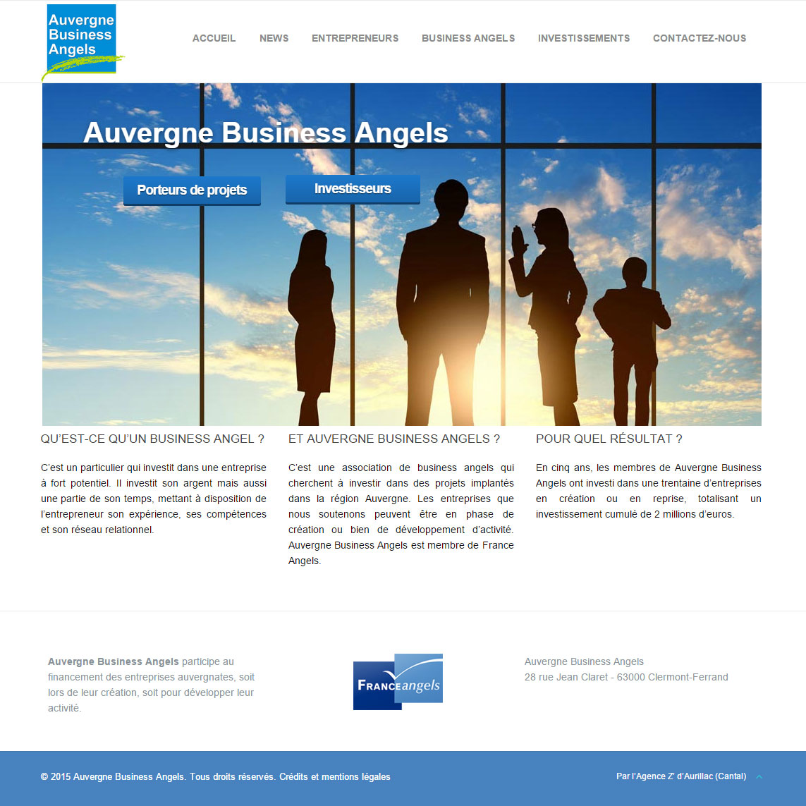 Auvergne Business Angels