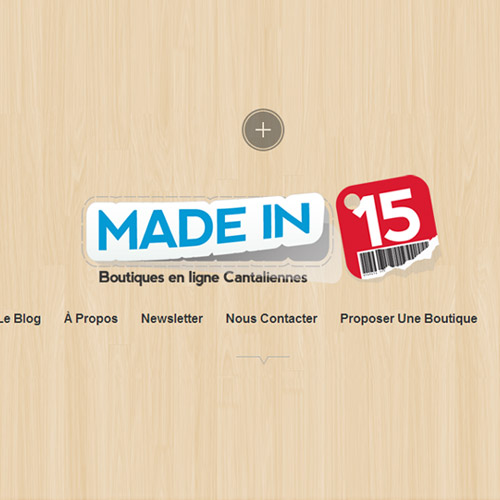 eCommerces Cantal - Madein15.net